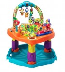 Evenflo ExerSaucer Baby Steps Review