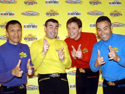 The Wiggles Welcome Back Greg Page