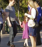 Father Daughter Time For Suri Cruise