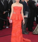 Michelle Williams - The 2012 84th Annual Academy Awards Red Carpet Arrivals Photos