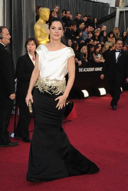 84th Annual Academy Award-Sandra-Bullock