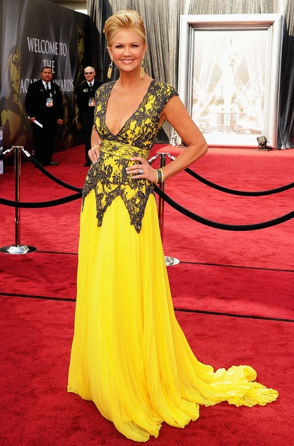 The 2012 Academy Awards - Yummy Mummy's Red Carpet Arrivals Photos