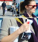 Drew Barrymore Spotted With Sonogram Is She Pregnant? (Photo)