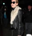 Kristin Cavallari Touches Down At LAX on Feburary 15 2012