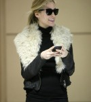 Kristin Cavallari Touches Down At LAX on February 15 2012