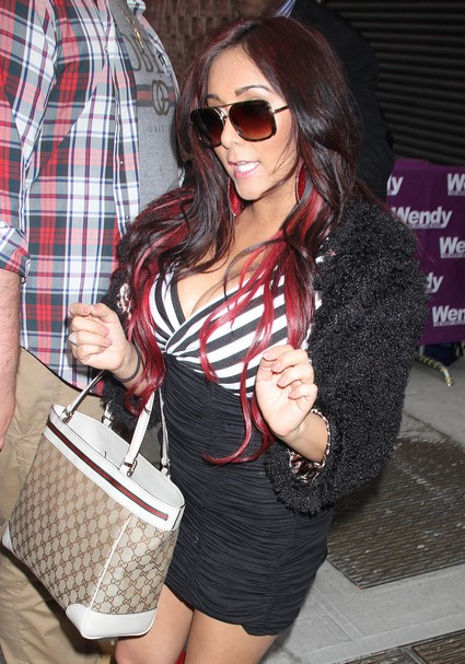 Report: Snooki Is Pregnant!