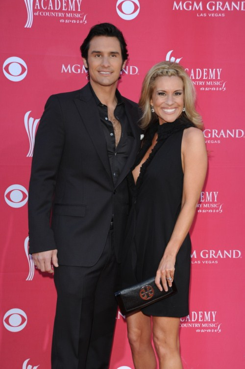Joe Nichols & Wife Heather