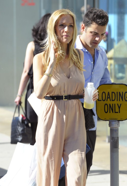Mom-to-be Kristin Cavallari Shops It Up