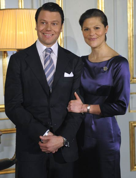 Princess Victoria Of Sweden Gives Birth