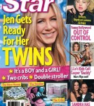 Jennifer Aniston Gets Ready For Her Twins (Photo)