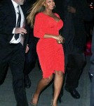 Beyonce Shows Off Post Pregnancy Body at Jay-Z concert in NYC