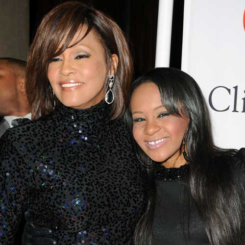 Bobbi Kristina Devastated By Mom Whitney Houston's death