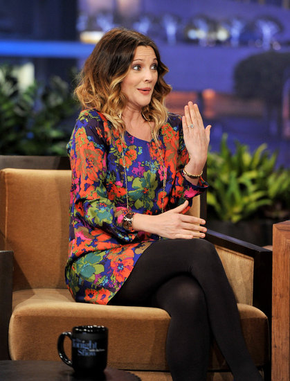 Drew Barrymore Wants Children