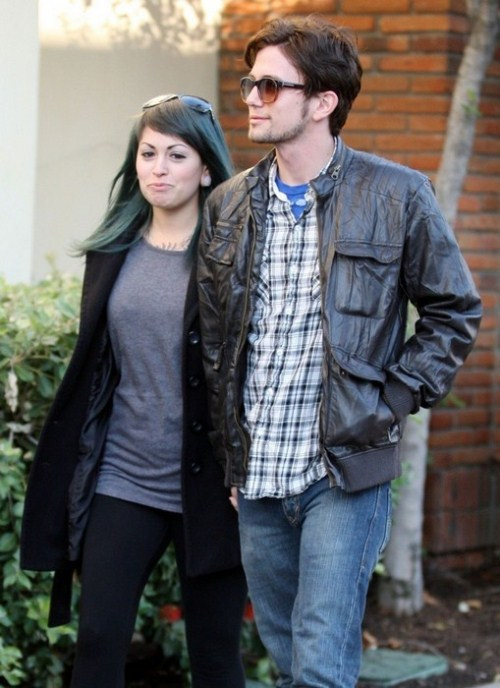 Jackson Rathbone and his girlfriend Sheila Hafsadi