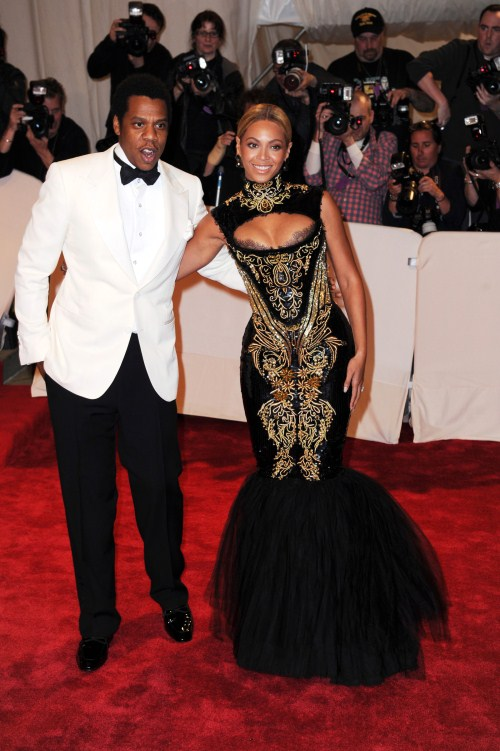Beyonce & Jay-Z Trademark Daughter Blue Ivy's Name