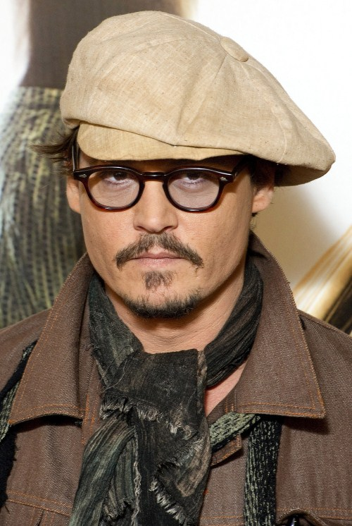 "Johnny Depp: ""All You Want Is Pure Happiness For Your Kids"""