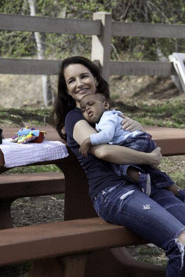 Meet Kristin Davis' Daughter Gemma Rose