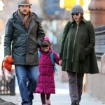 Maggie Gyllenhaal Admits Parenting With Two Will Be A Challenge