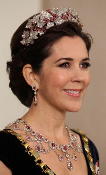 Princess Mary Says Motherhood Can Be Tough