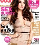 Megan Fox Cosmopolitan April issue 2012