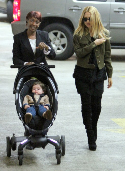 Rachel Zoe Takes A Break From Fashion To Be With Son Skyler