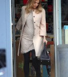 "Sienna Miller on the set of ""A Case of You"" (February 17)"
