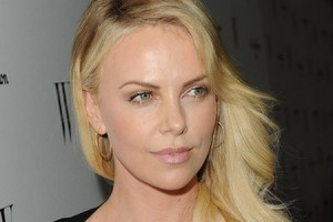 Breaking News: Charlize Theron Has A New Son