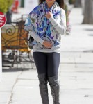 Is Vanessa Minnillo Covering A Baby Bump?