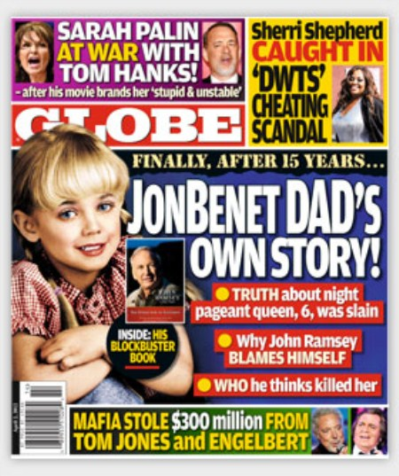 After 15 Years JonBenet Ramsey's Dad's Own Story (Photo)