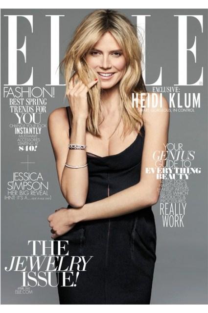 Heidi Klum Opens Up About Her Children To Elle
