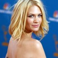 January Jones On Parenting And Placenta Vitamins