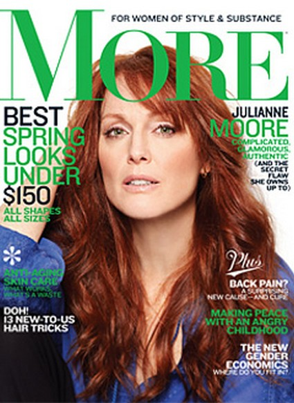 Julianne Moore Does Not Want Her Daughter To Be Like Jessica Simpson