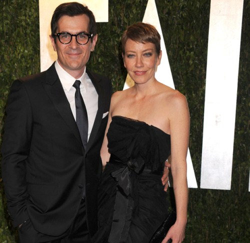 Ty Burrell & Wife Adopt Second Child