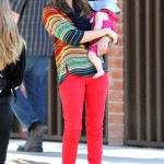 Jessica Alba Is More Relaxed With Her Second Child
