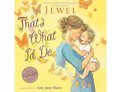 Jewel Is Releasing A Book For Kids