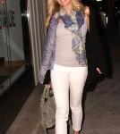 Kristin Cavallari at the Cheesecake Factory (March 14).