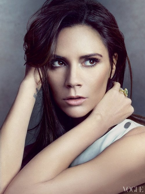 "Victoria Beckham: ""It's All About The Children.They're The Most Important People!"""