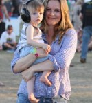 Alicia Silverstone Takes 11 Month Old Son To Coachella