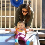 Bethenny Frankel's Happy Playground Day