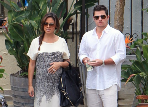 Vanessa Minnillo Lachey wishes she could share more with Nick0430