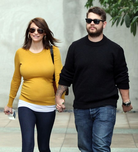 Jack Osbourne's Fiance Lisa Stelly Gives Birth To Pearl