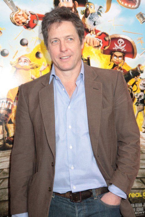 Hugh Grant can't stop gushing over Tabitha 0428