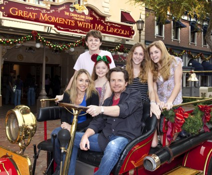 Michael J Fox Opens Up About Raising His Kids
