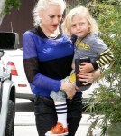 Gwen Stefani's Lunch Date With Youngest Son Zuma