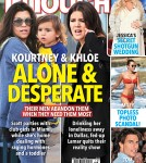 Kourtney Kardashian Abandoned By Scott Disick In Her Time Of Need