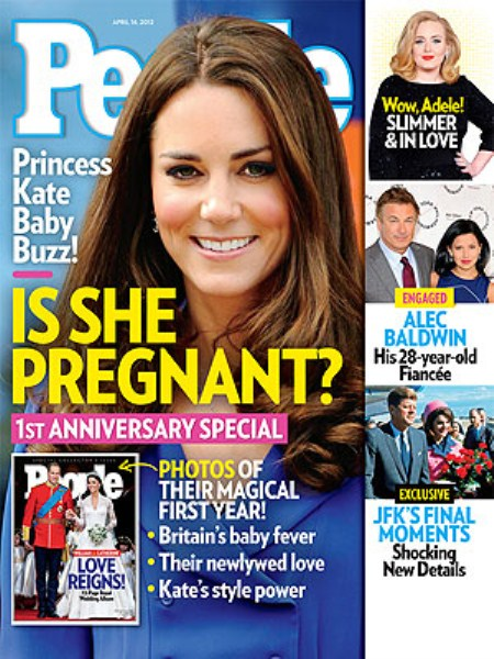 Prince William and Kate Middleton Are Ready For A Baby (Photo)