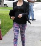Pregnant Kristin Cavallari in Studio City, CA April 25