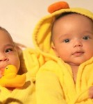 Mariah Carey's Twins Celebrate Their First Birthday