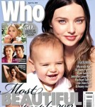 Miranda Kerr And Son Flynn Have Aussie Magazine Covered