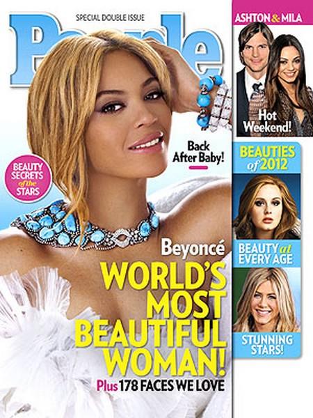 Motherhood Makes Beyoncé Feel 'More Beautiful Than Ever'